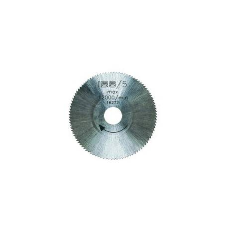 Lame de scie faite d'un alliage spécial d'acier. ø 50 mm (alesage 10 mm)