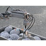 Tête de grue rotative Leimbach 09402