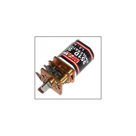 Micro motoréducteur 6v 102:1 147tr/mn