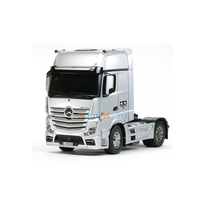 tamiya camion mercedes benz actros 1851 gigaspace 1 14. Black Bedroom Furniture Sets. Home Design Ideas