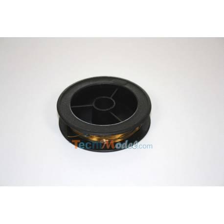 Bobine de fil laiton Ø0.4mm / 25m