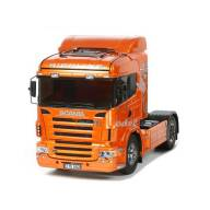 "Scania R470 Highline ""Orange Edition"" 1/14 Tamiya"