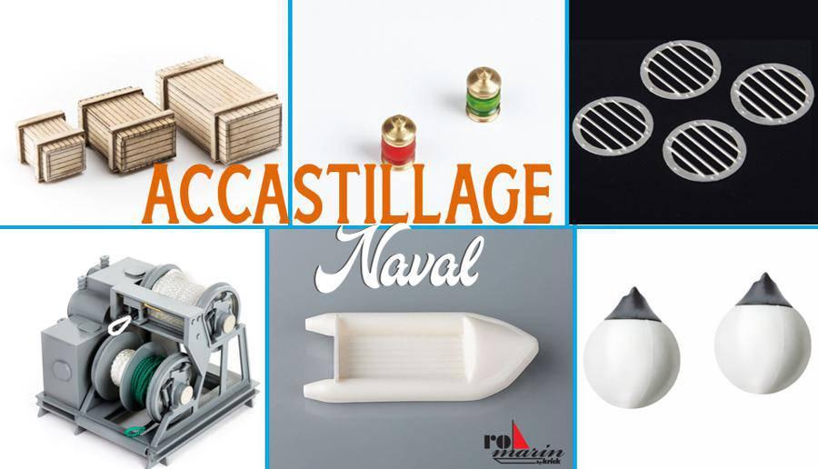 Accastillage naval