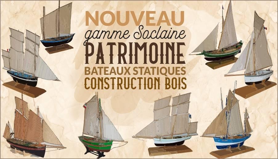 Bateaux Patrimoine de Soclaine