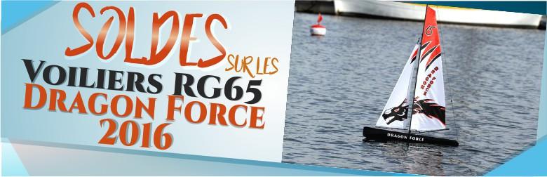 SOLDES sur les voiliers Dragon Force