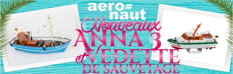 Nouveau bateaux Aero-Naut