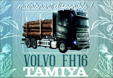 Volvo Tamiya 56360